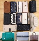 Ladies New Fashion Leather Look Shoulder Bag Casual Party Hand Bag Wallet Purse