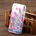 Fashion Lipstick Cute Soft Silicone TPU Case Cover For iPhone 5 5G + LCD Film