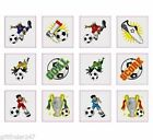Childrens Temporary Football Tattoos FREE DELIVERY