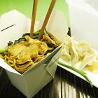 50ct 16/26/32oz CHINESE TAKEOUT FOOD CARRY BOX CONTAINER WHITE WIRE HANDLE BOXES