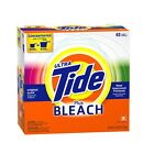 63 Loads Ultra Tide Original Scent Powder Laundry Detergent + Bleach 114 oz GR8$