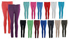 NEW WOMENS PLUS SIZE LADIES SKINNY FIT COLOURED STRETCH JEANS JEGGINGS SIZE 8-20
