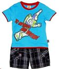 Toy Story T-Shirt & Short Set Buzz Lightyear 2 Pc Boys New Kids Boys Size 5 & 6