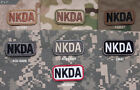 Mil-Spec Monkey Velcro Morale Patch NKDA No Known Allergies
