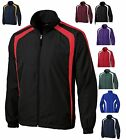 MEN'S LIGHTWEIGHT, LINED, FULL ZIP, WIND JACKET, POCKETS, XS-3X 4X 5X 6X & TALL
