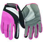 GK Women's Sports Racing Cycling Bike Bicycle Ride Full Finger Gloves 3Size XS~M