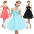 Newest Short Formal Prom Cocktail Ball Evening Party Dresses Homecoming Gown C2