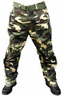 NWT MEN ACCESS (STREET/ALL PRO) WOODLAND COLOR CAMO CARGO PANTS