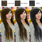 Hot Sale! New Fashion Long Straight Women's Lady's Hair Wig Wigs 3 Color