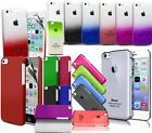 ULTRA THIN CRYSTAL SERIES HARD BACK CASE FOR APPLE IPHONE 5C + SCREEN PROTECTOR