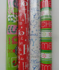 6m x 1m EXTRA WIDE Christmas Xmas Wrapping Paper Gift Wrap Roll High Quality