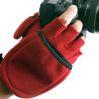 MULTI SHOOTING GLOVES Pro Photographer Camera Non-Slip Hand Warm Comfy Safely