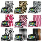 """For All New Kindle Fire HD 7"""" Folio Case (2nd Generation 2013 Model) Sleep/Wake"""