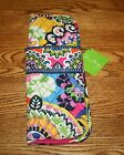 NWT Vera Bradley Straighten Up & Curl Curling & Flat Iron Cover 4 travel tote