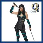 Sexy Ninja Womens Costume | The BEST Ninja Warrior Halloween Party Fancy Dress