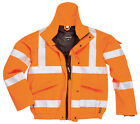 Portwest GT23 - GORE-TEX High Visibility GO/RT Bomber Jacket - Orange