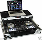 Pioneer DDJ-SR ProX Travel Flight Road Gig Ready Case w/ Laptop Shelf XS-DDJSRL
