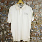 Oakley new Polo Golf/Casual/Sport/Sweat/Summer T-Shirt White UK size Medium