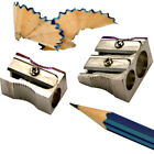 Metal Pencil Sharpeners: Choice of Single or Double Hole Pencil Sharpener!