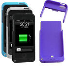 2600MAH Portable Power Pack Backup Battery Charger Case Cover For iPhone 5 5S