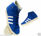 Adidas Basket Profi Mens Casual Suede Trainers Blue/White G64578