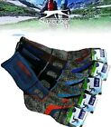 6Pairs new Slazenger COOLMAX Mens Hiking/Climbing/Golf/Outdoor Sports Socks