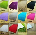 Large Size Non Slip Machine Washable Hearth Rug Rubber Back Shaggy Rugs Mats