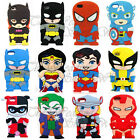 *Superhero Cartoon Comic Silicone Bubble Case for iPhone 5/5S Soft Rubber Cover*