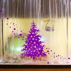 Large Christmas Tree & Star Show Window Shopwindow Wall Art Decoration Sticker