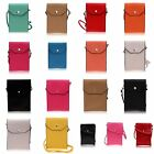10 Colors New PU Leather For Samsung S2 3 4 Note 2 3 Bag Case Wallet Purse