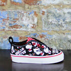 Vans Toddlers Hello Kitty Trainers Pumps Brand new in box in Size uk 4,5,6,7,8,9
