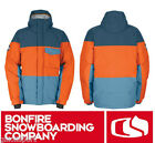 BONFIRE SITKA Down JACKET Giacca Snowboard Uomo in Piuma Collection 2013/14