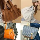 New Fashion Casual Women's Lady Shopping Totes Shoulder Bag Handbag 4 Types C1MY