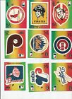 1983 Fleer Team stickers logos  your choice of teams available on Ebay
