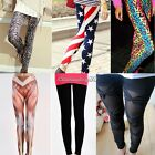 Sexy Lady Women Winter Warm Leggings Pants Thick Footless Stirrup Tights 2014