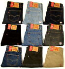 levis 505 jeans new mens regular fit