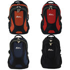 "New 17"" Laptop Notebook School Backpack Travel Bag Luggage Rucksack 43L Large"
