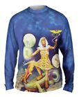 "Yizzam - ""Egypt Hermes""-  New Mens Long Sleeve Shirt"