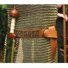 Quality Hand Crafted Leather Roman Belt.- Perfect For Re-enactment Stage & LARP.