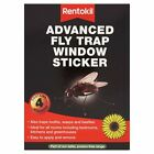 Rentokil - Advanced Fly Trap Window Stickers / Fly Killer Sticker