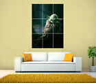 YODA, STAR WARS GIANT POSTER, VARIOUS SIZES FROM A3 MEGA SALE