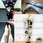 Fashion Cool Women's Sexy Skinny Trousers Leggings Stretch Pencil Tights Pants