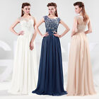 Long Chiffon Party Prom Ball Gown Evening Cocktail Bridesmaid Wedding New Dress