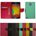 MERCURY PU Leather Flip Wallet Case Cover For Samsung Galaxy Note 3 III/N9000