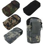 Outdoor Sport Tactical Military Bag Pouch Cover Case Holster for iPhone 5 5S 5C