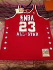 🔥1000% AUTHENTIC Mitchell & Ness Michael Jordan Chicago Bulls 88-89 AllStars🔥