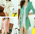 Candy Color M L XL Women's Casual Slim Suit Blazer Jacket Outwear Coat New! LA