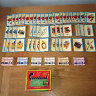 VINTAGE ORIGINAL CONTRABAND CARD GAME SPARE REPLACEMENT CARDS MONEY