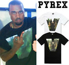 PYREX Vision 23 Been Trill V Religion Virgil T shirt Tee Jersey Classic Cotton