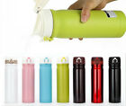 Travel Bike Bicycle 350/500ml Sports Stainless Steel Water Bottle Vacuum Flask